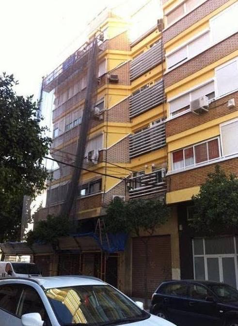 Reforma y rehabilitación de fachadas
