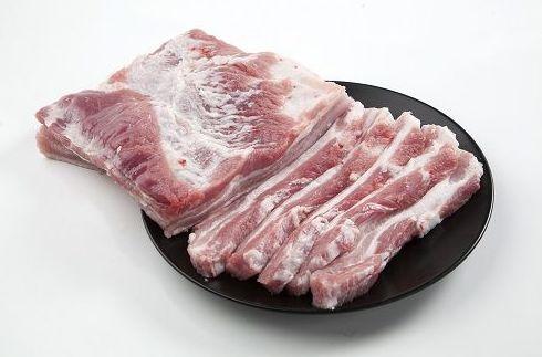 Carne fresca de cerdo - Panceta de cerdo