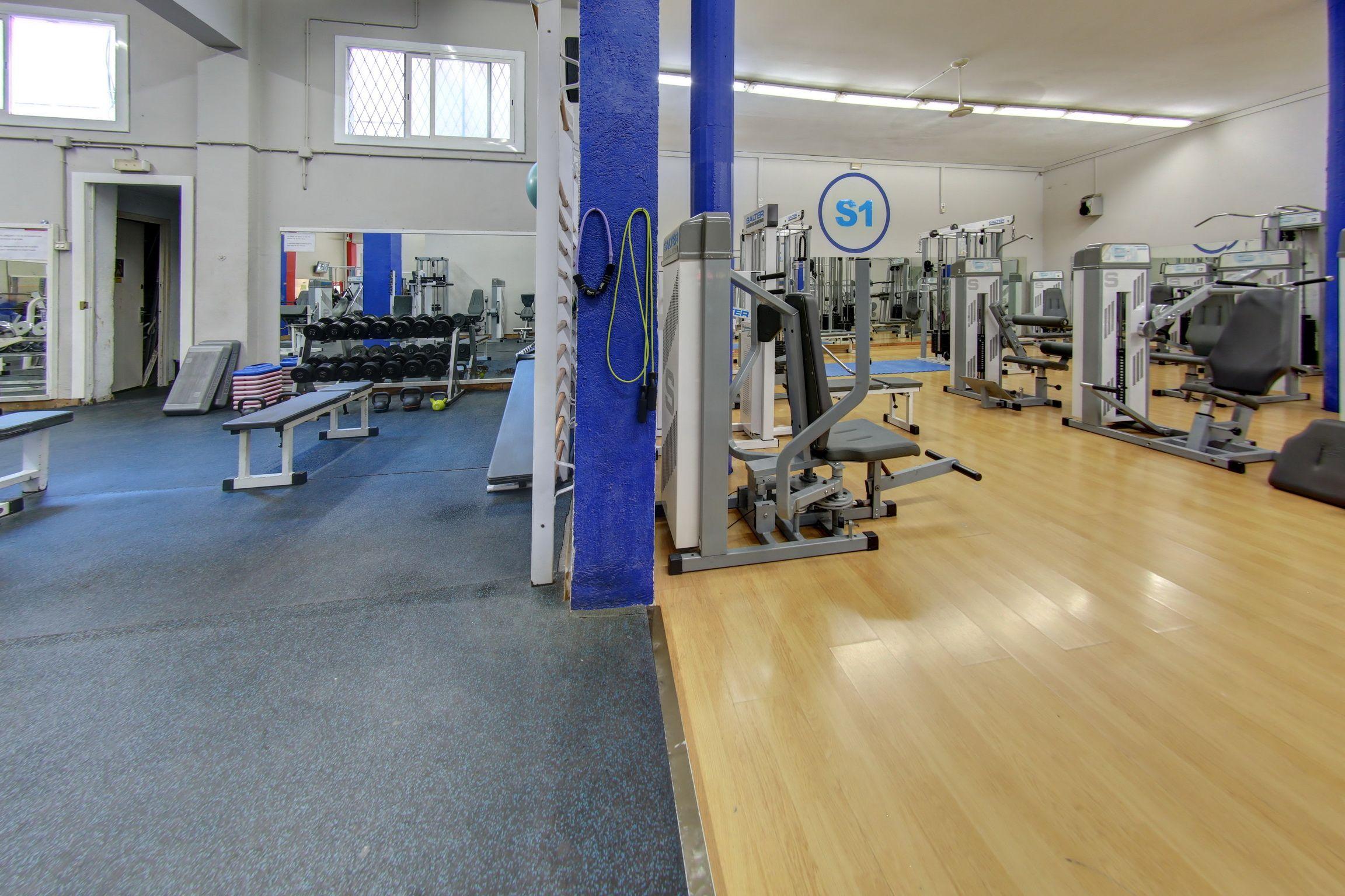 Fitness en Reus