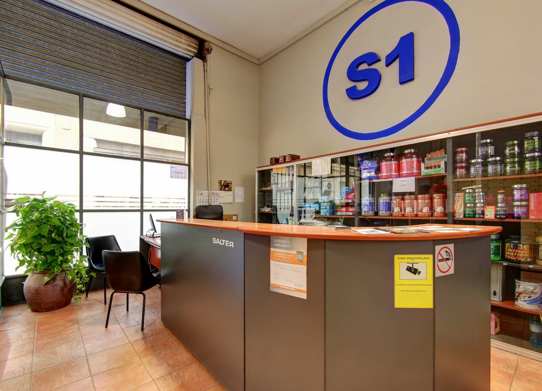 Venta de complementos nutricionales en Reus