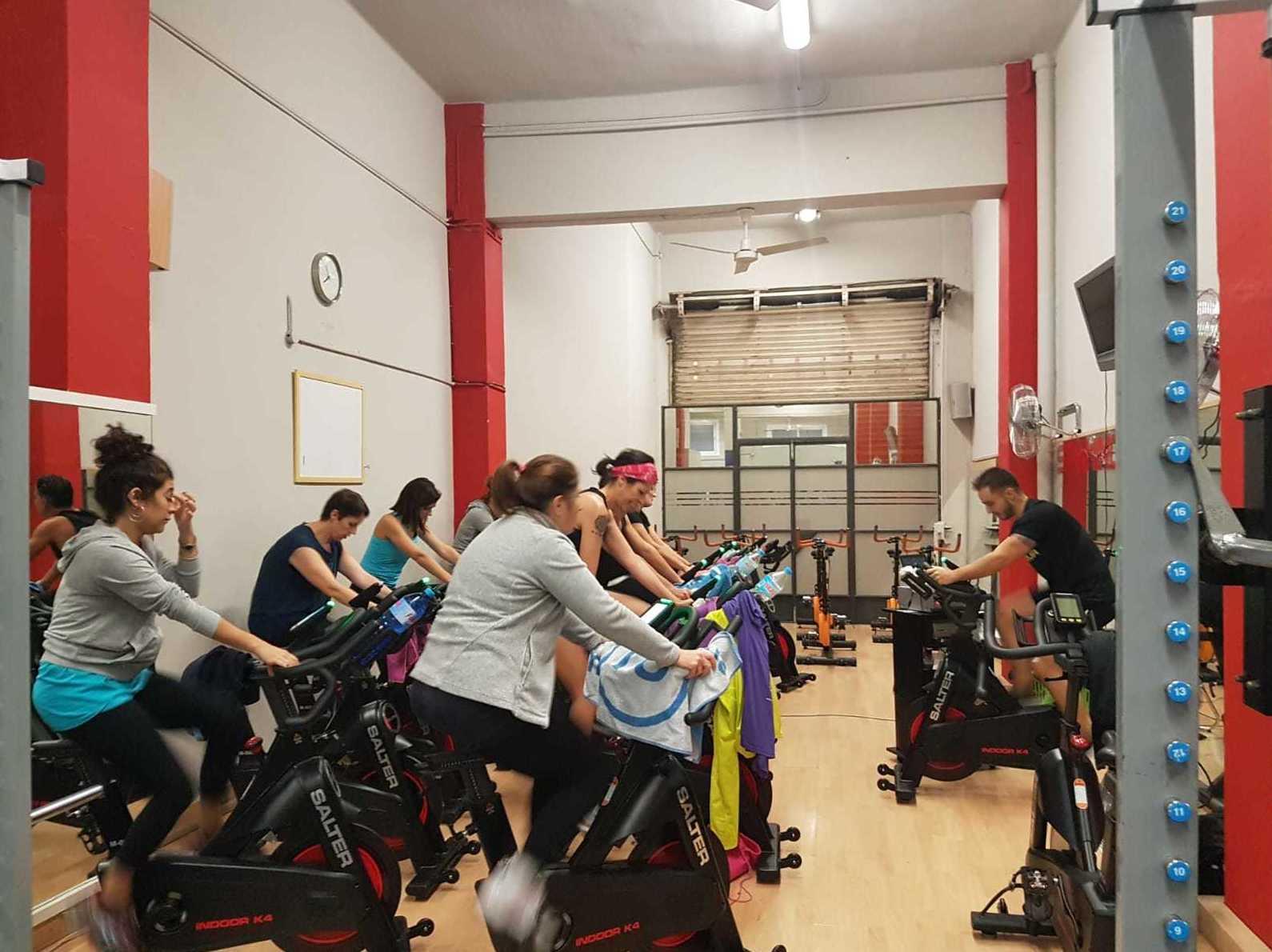 Spinning para fortalecer tus piernas y tu sistema cardiovascular!