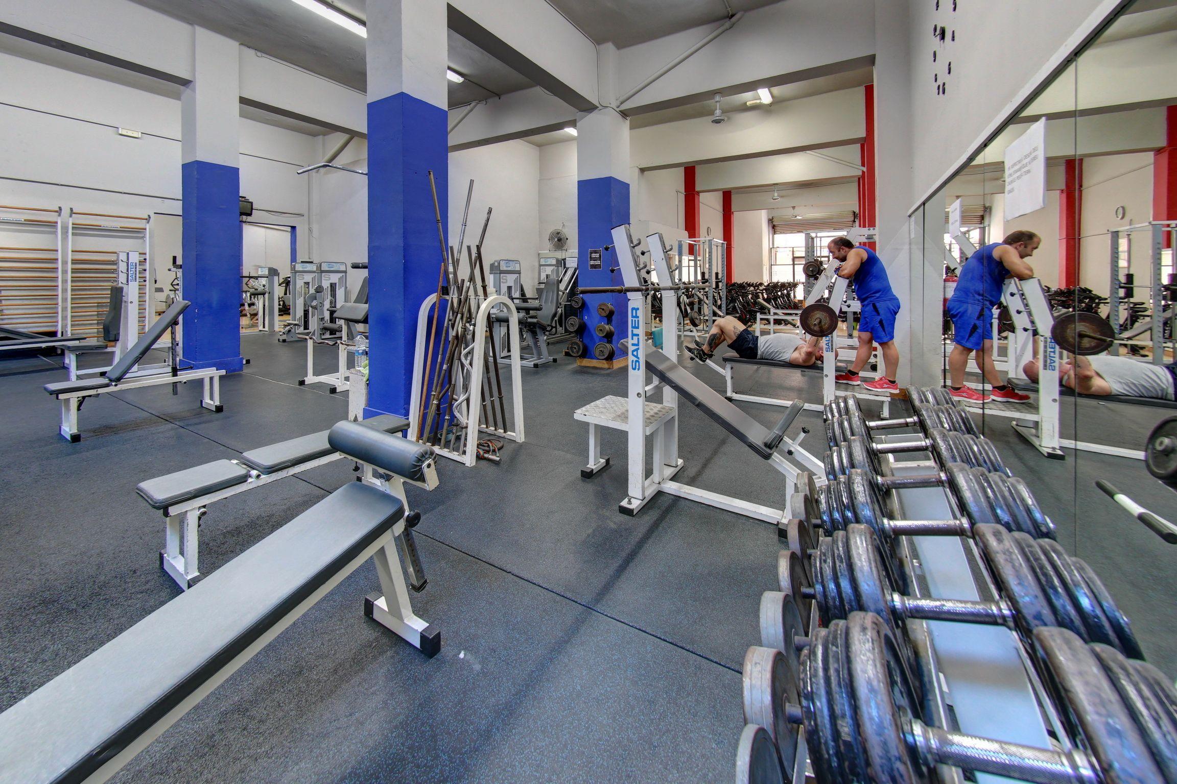 Musculación en Reus