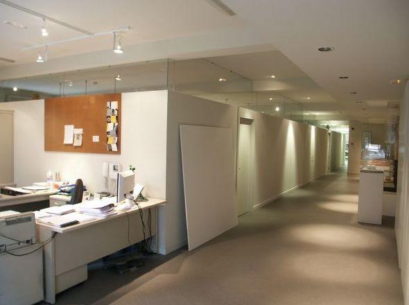 Reforma y decoración de oficina