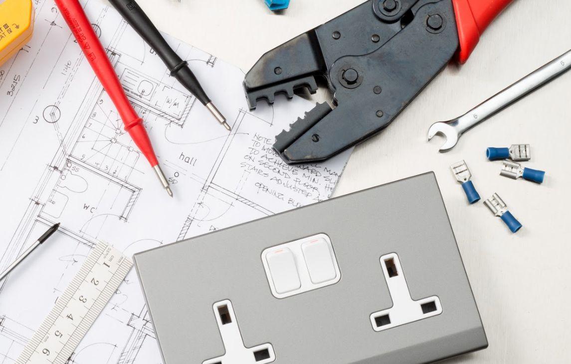 Electricidad: Servicios de Constructora Martín Baños