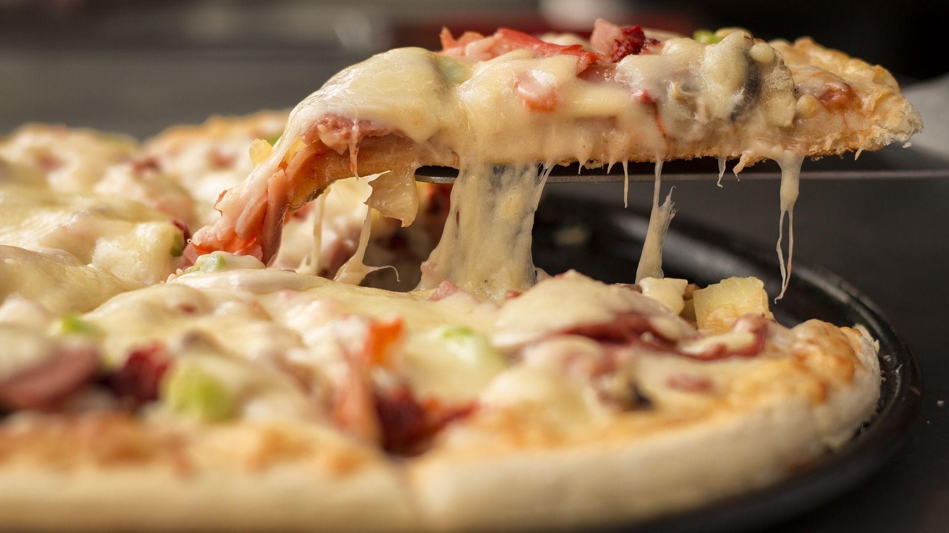 Pizzas: Carta de Restaurante S'enramada