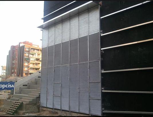 Foto 23 de Estructuras metálicas en  | Metalistería Barceló