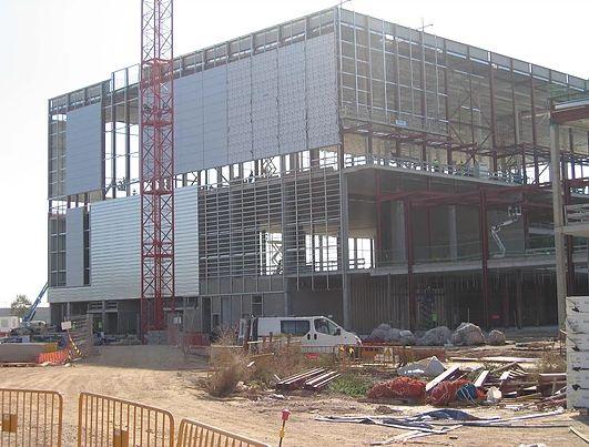 Foto 25 de Estructuras metálicas en  | Metalistería Barceló