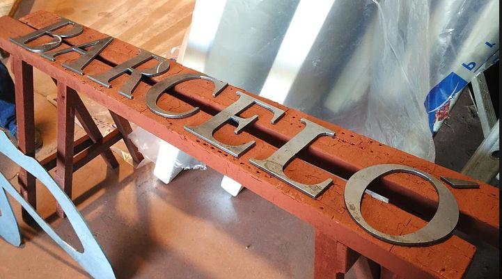 Foto 40 de Estructuras metálicas en  | Metalistería Barceló