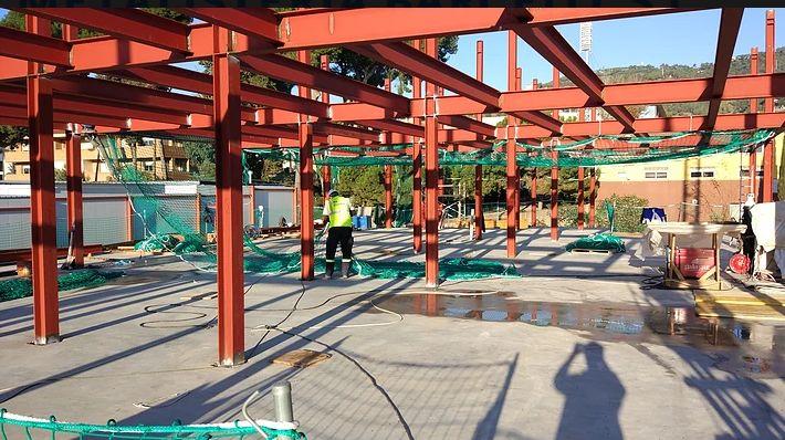 Foto 63 de Estructuras metálicas en  | Metalistería Barceló