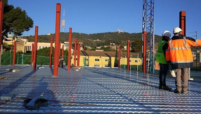 Foto 37 de Estructuras metálicas en  | Metalistería Barceló