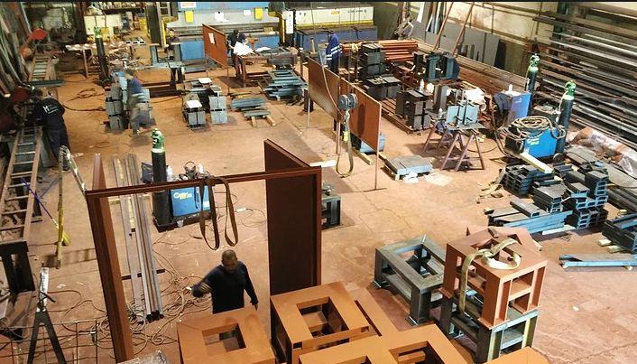Foto 30 de Estructuras metálicas en  | Metalistería Barceló