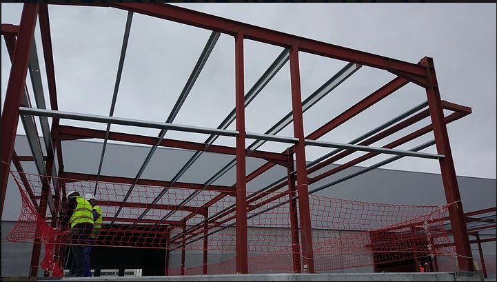 Foto 50 de Estructuras metálicas en  | Metalistería Barceló