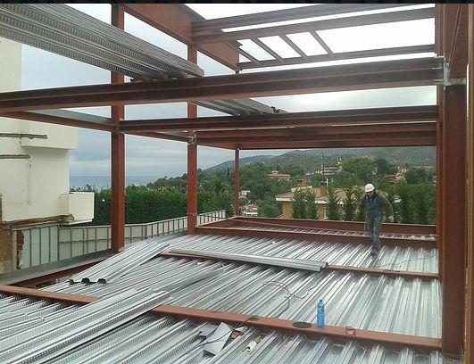Foto 54 de Estructuras metálicas en  | Metalistería Barceló