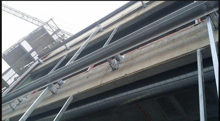 Foto 27 de Estructuras metálicas en  | Metalistería Barceló