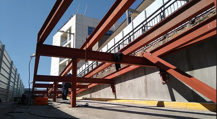 Foto 66 de Estructuras metálicas en  | Metalistería Barceló