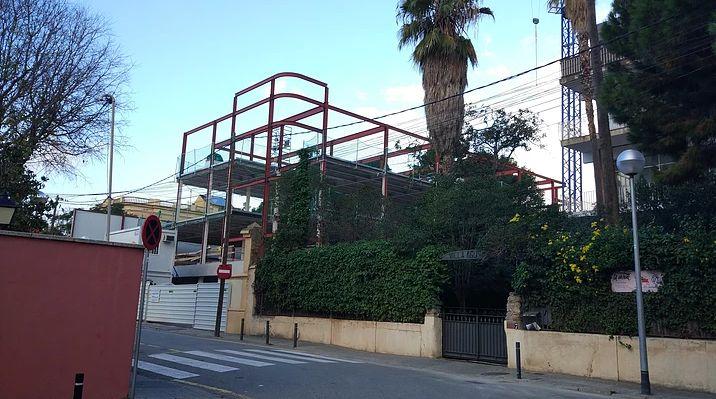 Foto 67 de Estructuras metálicas en  | Metalistería Barceló