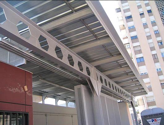 Foto 62 de Estructuras metálicas en  | Metalistería Barceló