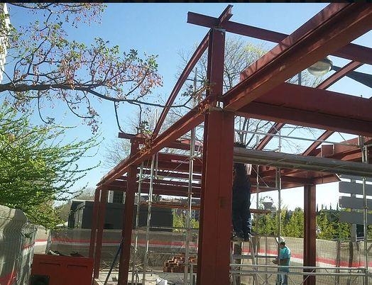 Foto 55 de Estructuras metálicas en  | Metalistería Barceló