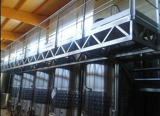 Foto 49 de Estructuras metálicas en  | Metalistería Barceló