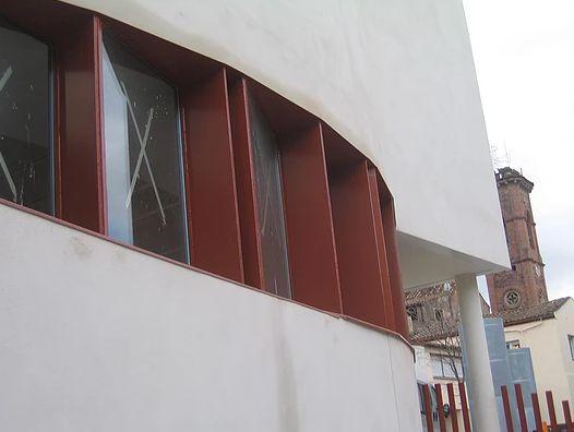 Foto 20 de Estructuras metálicas en  | Metalistería Barceló