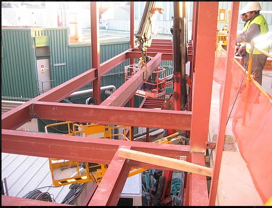 Foto 60 de Estructuras metálicas en  | Metalistería Barceló