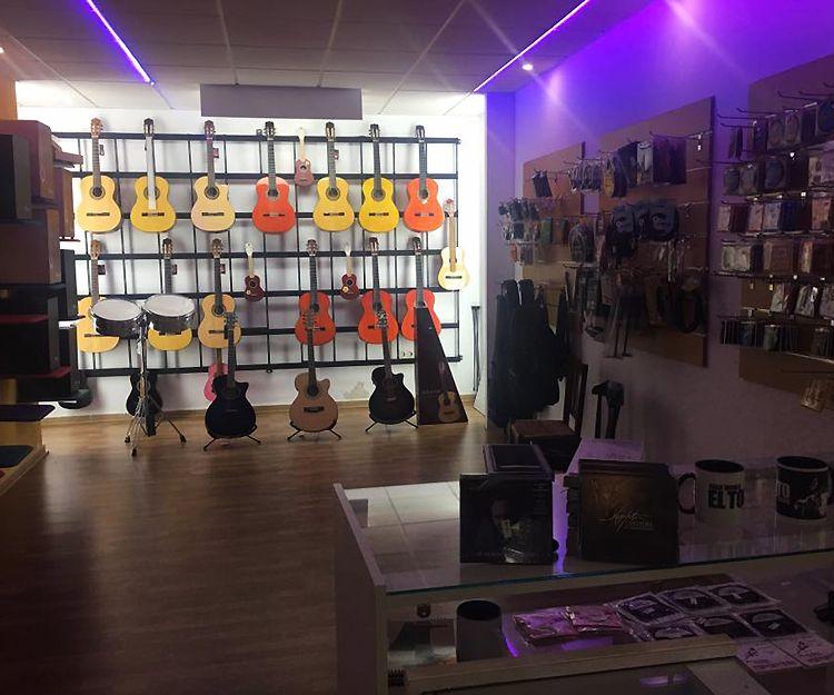 Compra guitarras en Jerez de la Frontera
