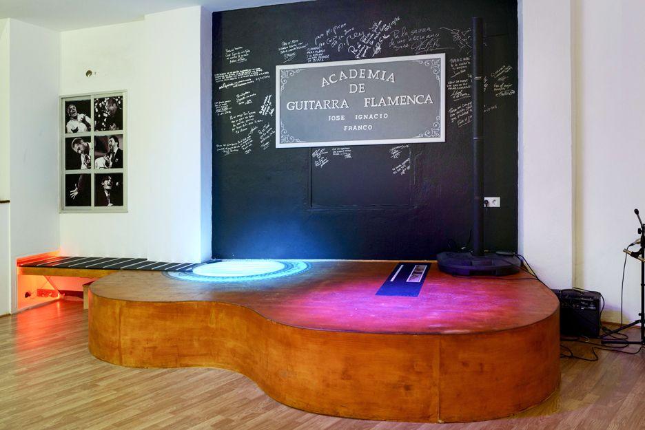 Academia de guitarra flamenca en Jerez