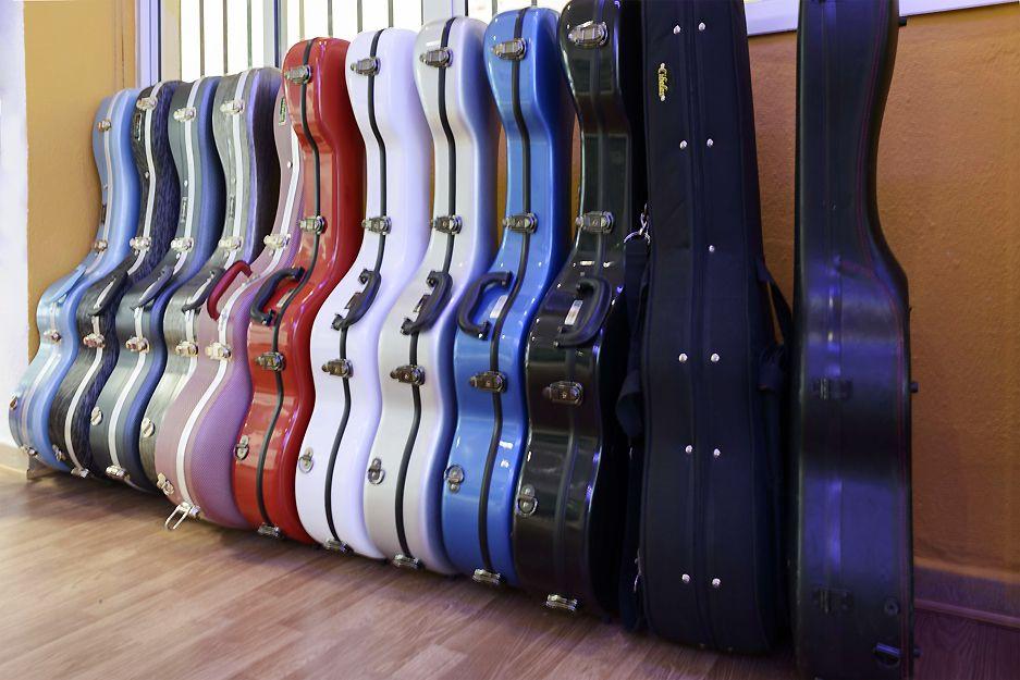 Tienda de instrumentos musicales en Jerez
