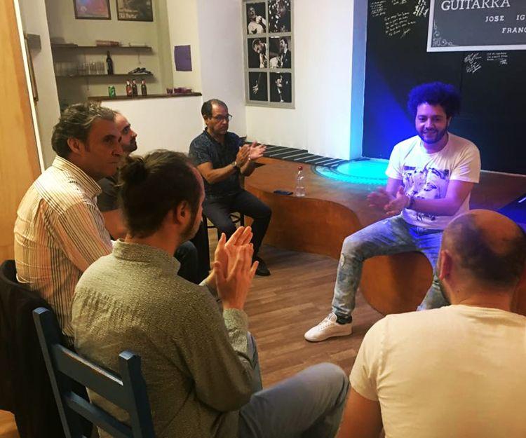 Clases de palmas en Jerez de la Frontera