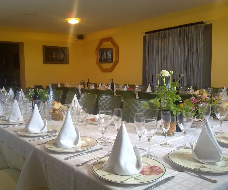 Restaurante sidrería en la Sierra de Madrid
