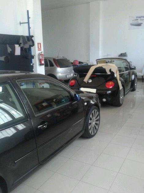 Tapicería en Tenerife especializados en tapizados de vehículos