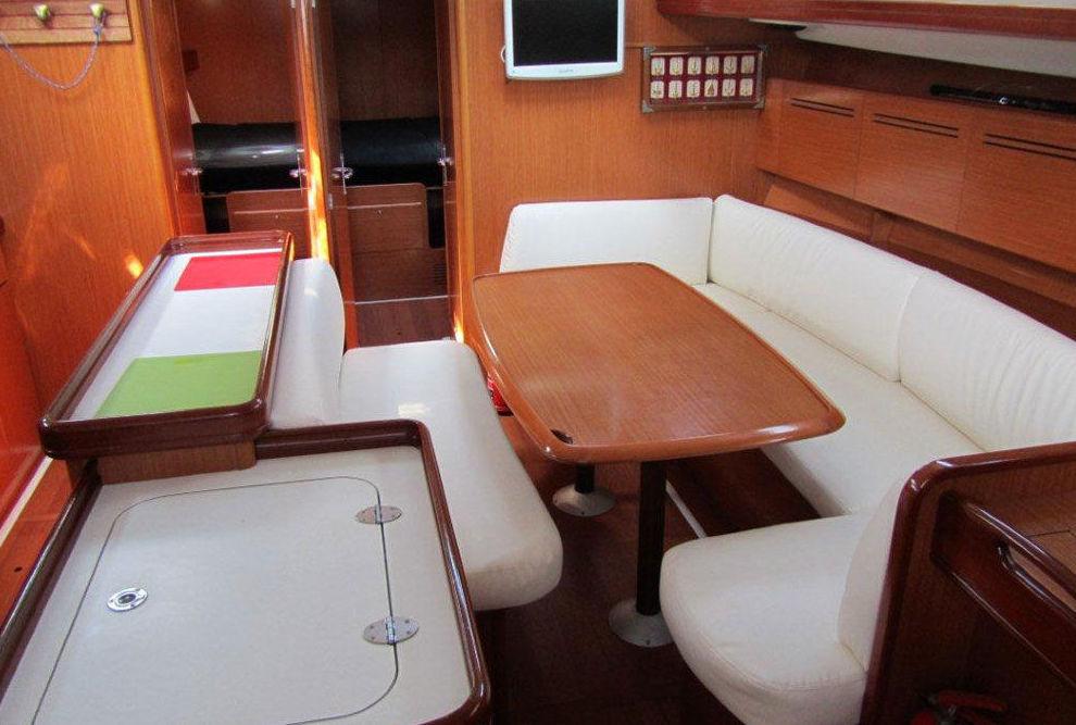 Barcos: Servicios de Tapicería Denis