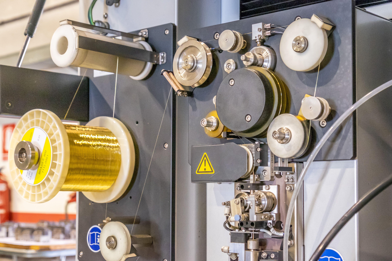 Diseño y fabricación de moldes para inyección en Vallés Occidental