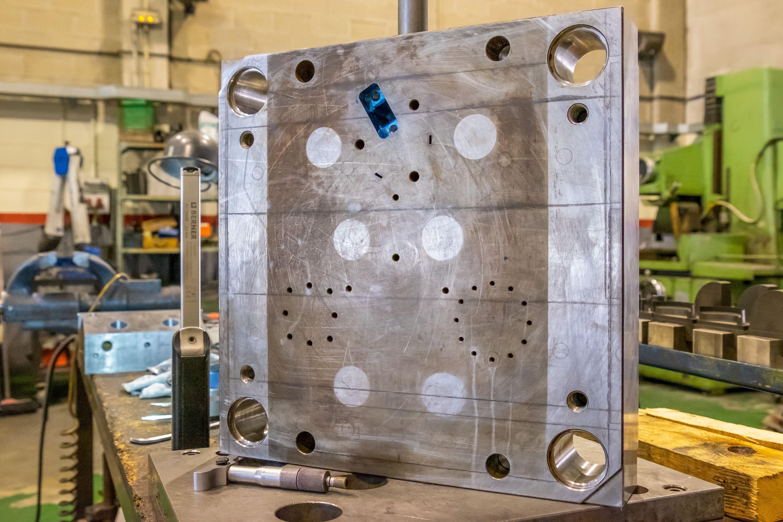 Diseño y fabricación de moldes para inyección en Baix Llobregat