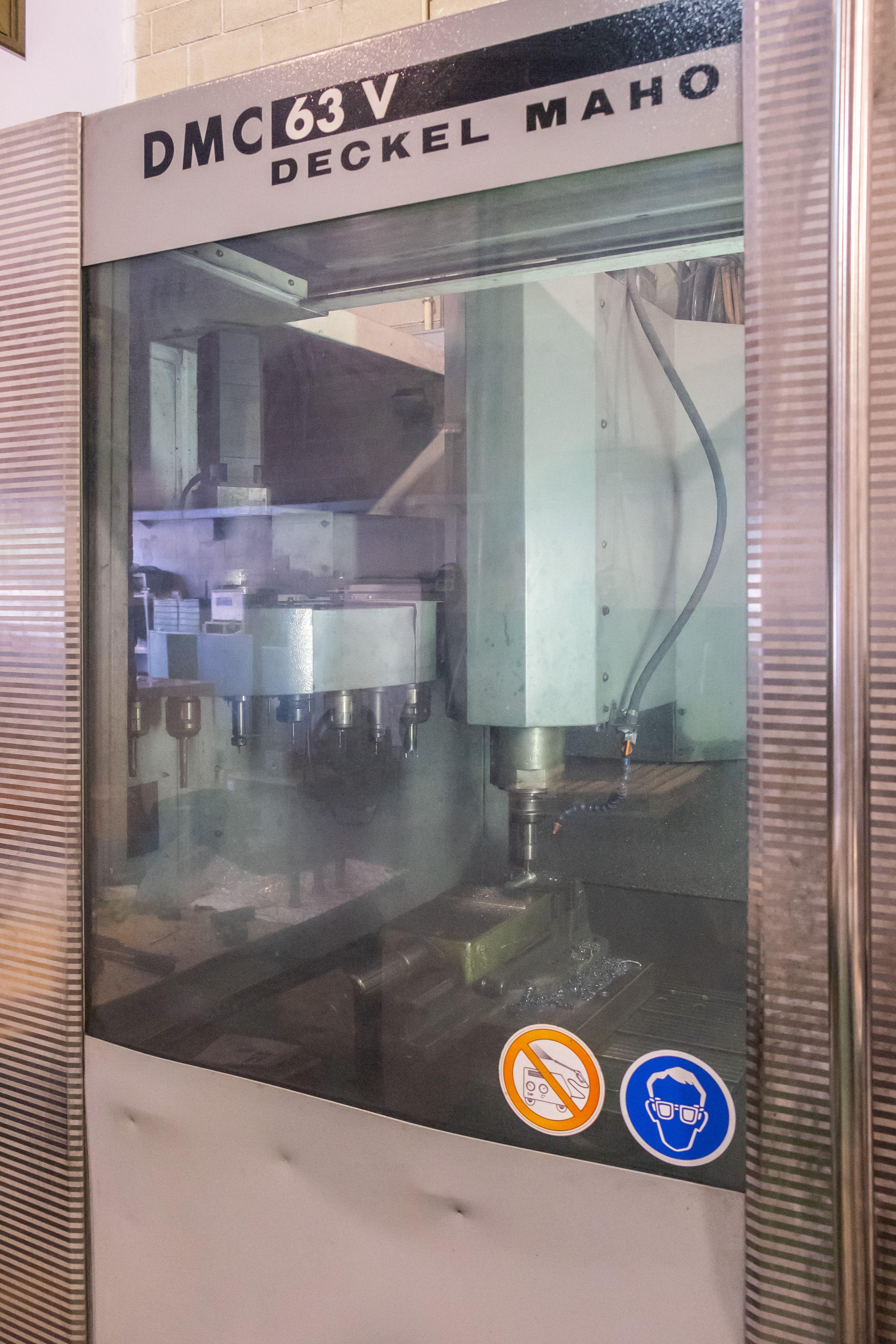 Maquinaría industrial Visamol en Baix Llobregat