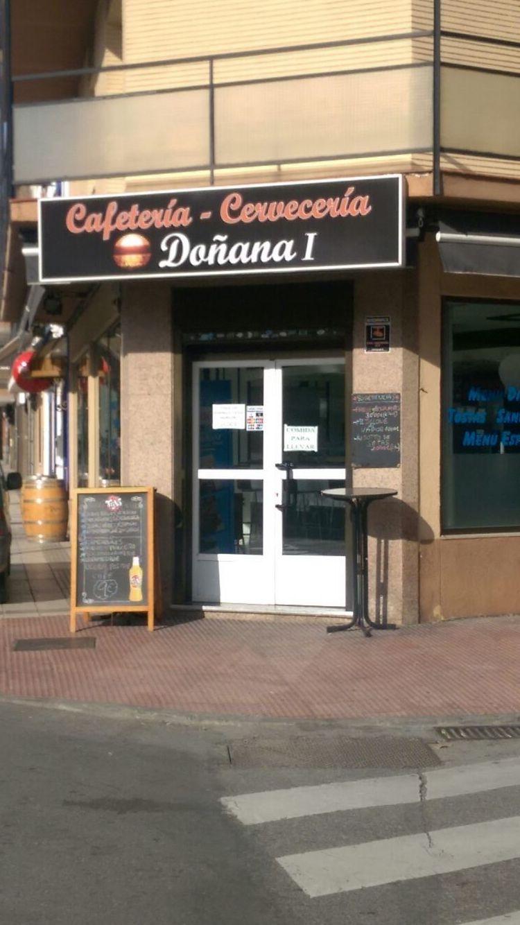 Cervecería Doñana I: Servicios de Finca El Palomar