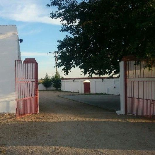 Finca El Palomar, en Seseña (Toledo)