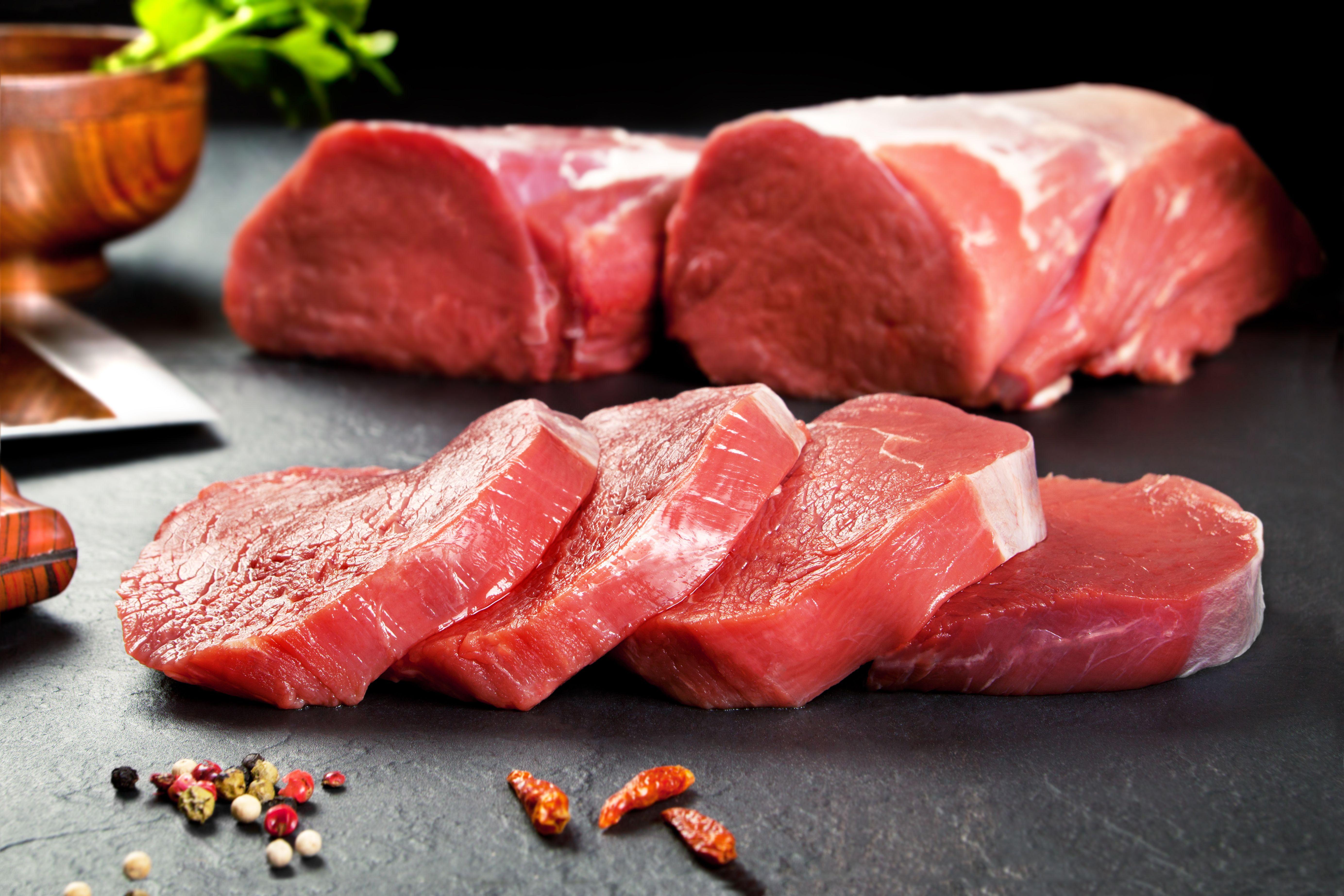 Carne fresca en Zaragoza