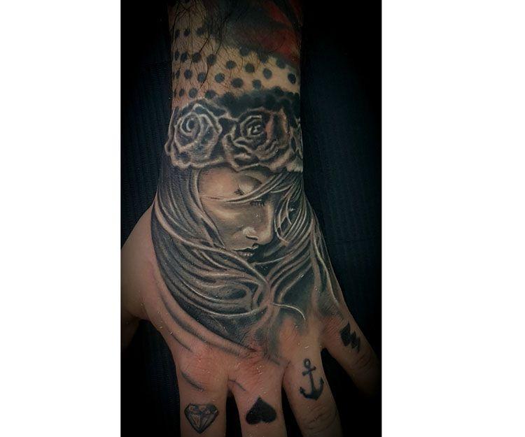 Tatuajes personalizados y realistas en Mataró