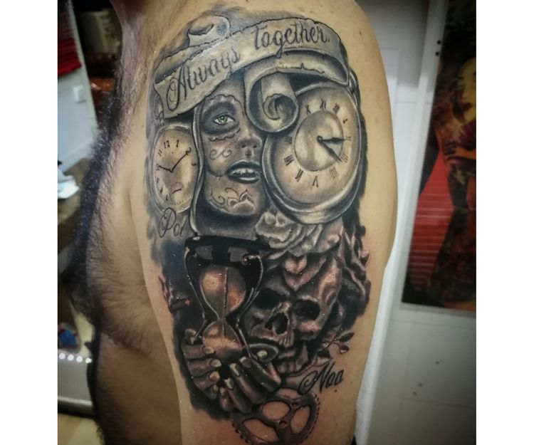 Tatuajes realistas en Mataró