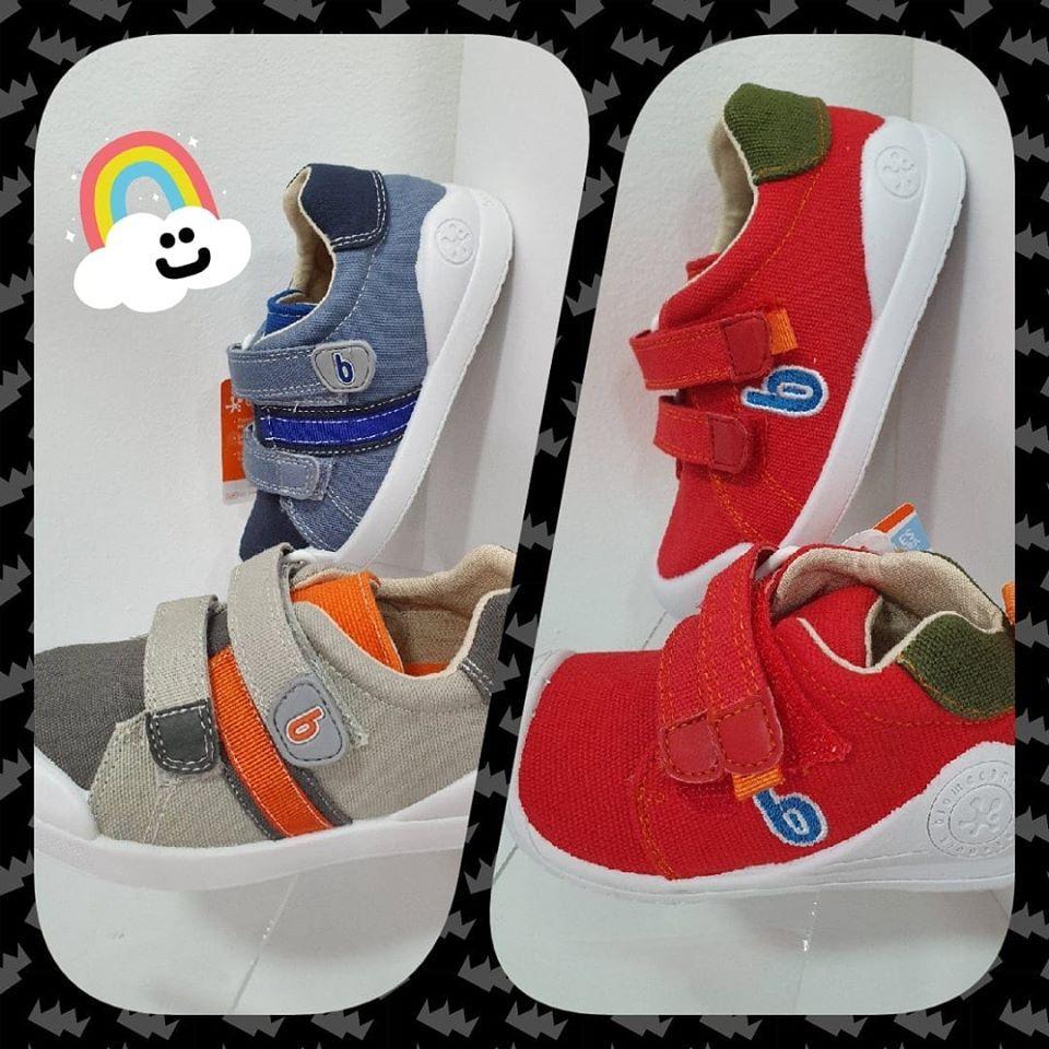 Biomecanics. Las mejores zapatillas para pasear .  El calzado ideal para los niños en Petit Cocó!!!