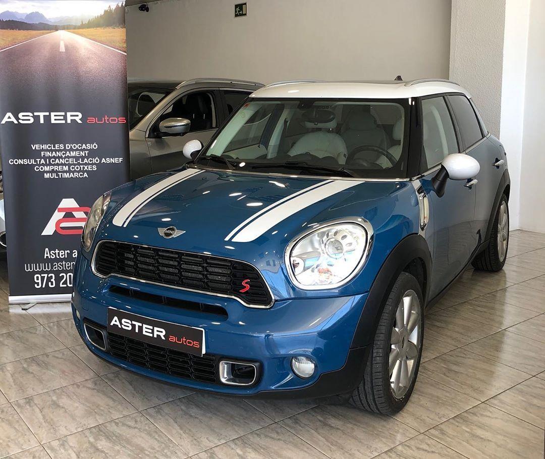 ASTER Autos, el mejor concesionario para elegir tu primer coche