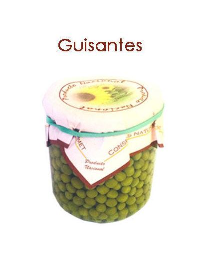 GUISANTES: Productos y servicios de Pausa Proyectos y Distribución S.L.