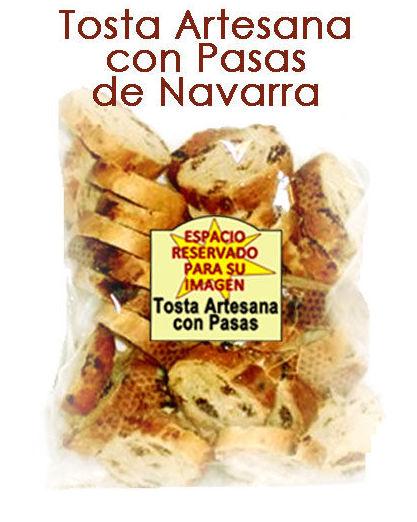 TOSTAS ARTESANA CON PASAS DE NAVARRA: Productos y servicios de Pausa Proyectos y Distribución S.L.