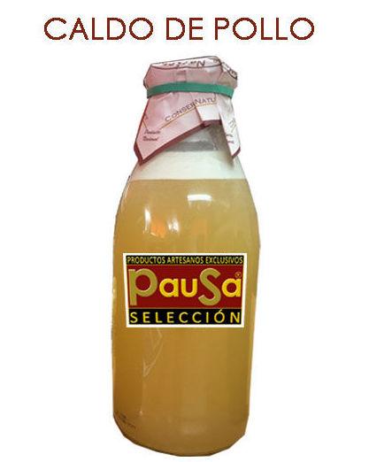 CALDO DE POLLO: Productos y servicios de Pausa Proyectos y Distribución S.L.