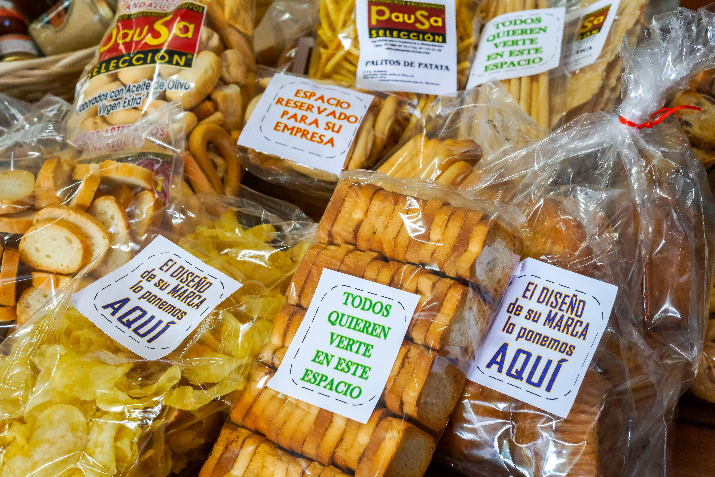 Distribución de productos alimenticios