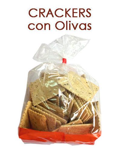 CRACKERS con OLIVAS: Productos y servicios de Pausa Proyectos y Distribución S.L.