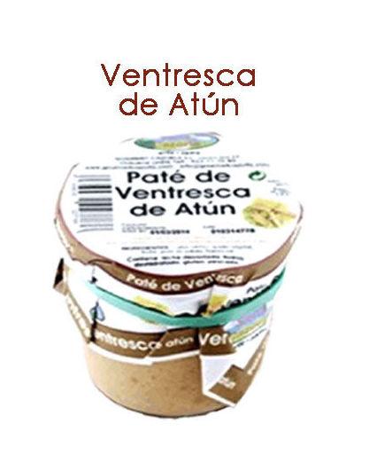 PATÉ DE VENTRESCA DE ATÚN: Productos y servicios de Pausa Proyectos y Distribución S.L.