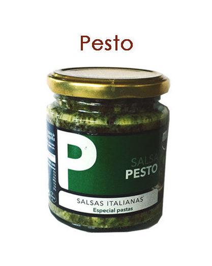 SALSA PESTO: Productos y servicios de Pausa Proyectos y Distribución S.L.