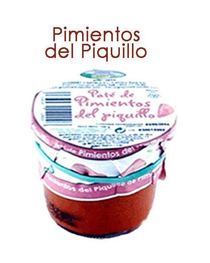 PATÉ DE PIMIENTOS DEL PIQUILO: Productos y servicios de Pausa Proyectos y Distribución S.L.